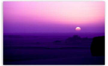 Purple Wallpapers for LG Sunrise