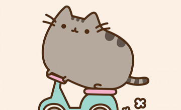 Pusheen Wallpaper iPhone