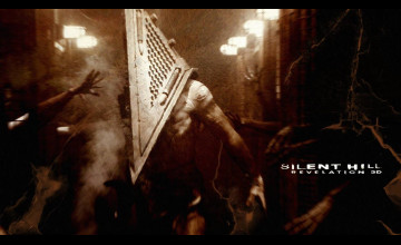 Pyramid Head Wallpaper