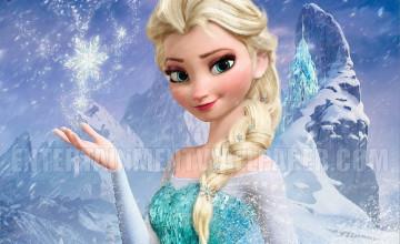Queen Elsa Frozen Wallpaper