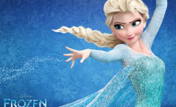 Queen Elsa Wallpaper