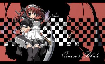 Queen\'s Blade Airi Wallpapers