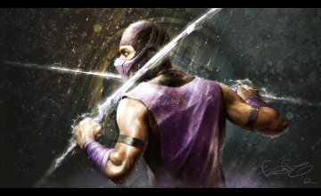 Rain Mortal Kombat Wallpaper