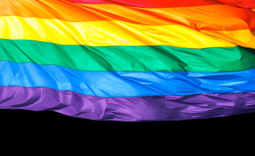 Rainbow Flag Wallpapers
