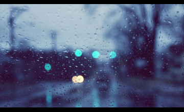 Raining Wallpaper