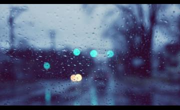 Raining Wallpaper