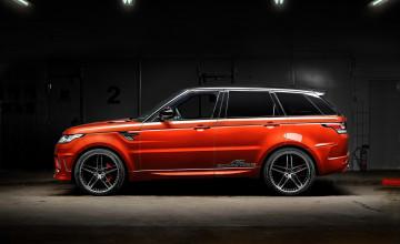 Range Rover Wallpaper HD