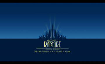 Rapture Wallpaper Desktop