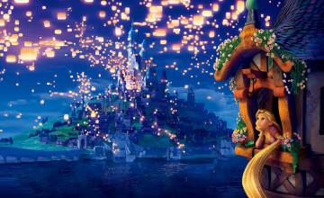 Rapunzel Wallpaper