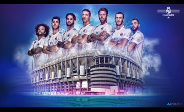 Real Madrid HD 2018 Wallpapers