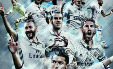 Real Madrid Team 2018 Wallpapers