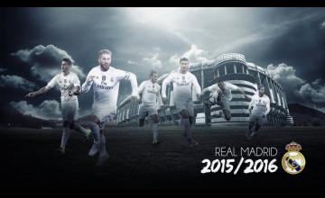 Real Madrid Wallpaper 2016