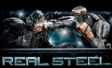 Real Steel Wallpaper HD