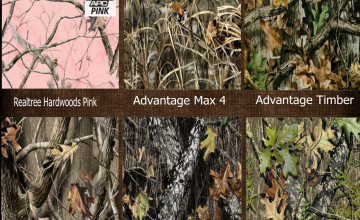 Realtree Wallpaper for Rooms
