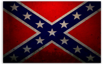 Rebel Flag HD Wallpaper