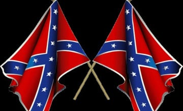 Rebel Flag Screensavers and Wallpaper