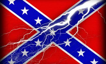 Rebel Flags Wallpaper