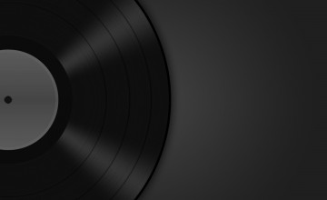 Record Music Wallpaper