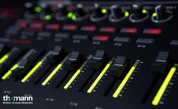 Recording Studio Desktop Wallpaper