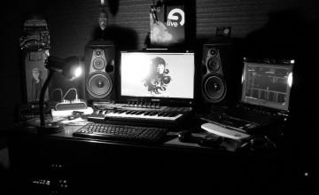 Recording Studios Wallpaper