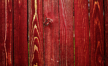Red Barnwood Wallpaper