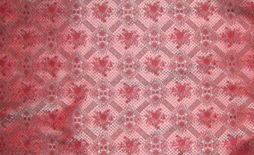 Red Brocade Wallpaper