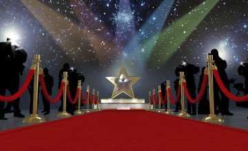 Red Carpet Wallpaper Backdrops