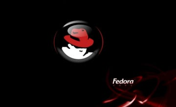 Red Hat Fedora Wallpaper