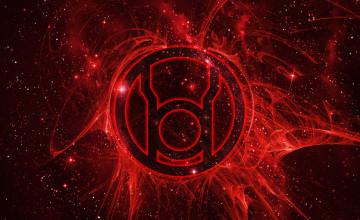 Red Lantern Corps Wallpaper