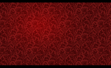 Red Pattern Wallpaper