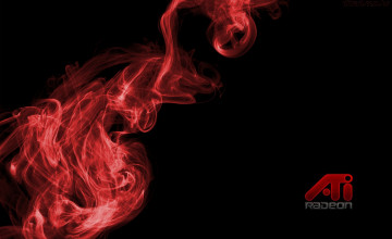 Red Smoke Wallpapers