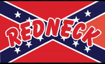 Redneck Flag Wallpaper