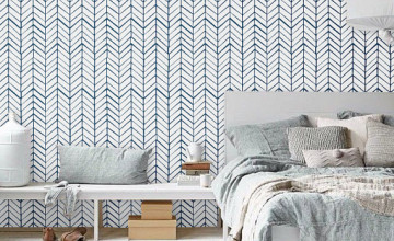 Removable Self Adhesive Wallpaper