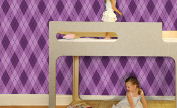 Removable Wallpaper Purple