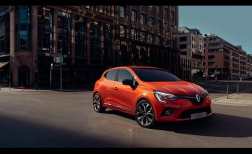 Renault Clio 2019 Wallpapers
