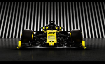 Renault RS19 Wallpapers