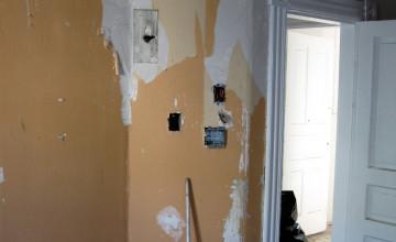 Repair Drywall from Wallpaper