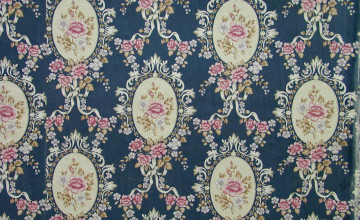 Reproduction Wallpaper from Victorian Era