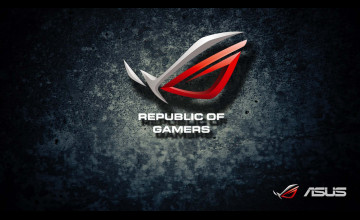 Republic of Gamers HD Wallpaper