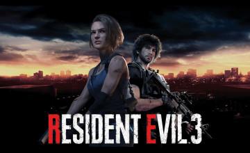 Resident Evil 3 Nemesis 2020 Wallpapers