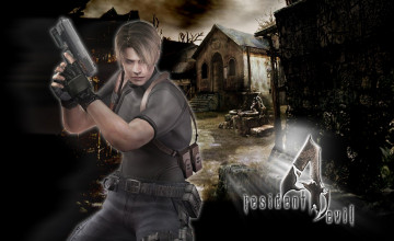 Resident Evil Wallpapers Free Download
