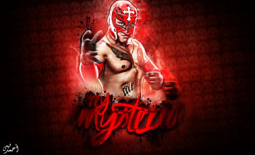 Rey Mysterio Backgrounds