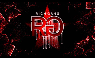Rich Gang Wallpaper