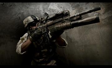 Rifle Wallpaper