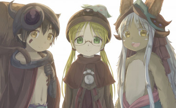 Riko Made In Abyss Wallpapers