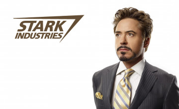 Robert Downey Jr Iron Man Wallpaper