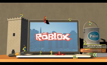Roblox Wallpaper for My Desktop