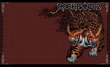 Rock Band Wallpaper
