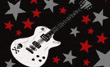 Rock Star Background