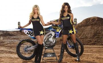 Rockstar Energy Girls Wallpapers